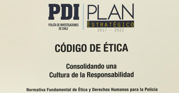 Código de Ética de la Policía de Investigaciones de Chile