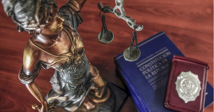 Procedimiento de actuación en Derechos Humanos