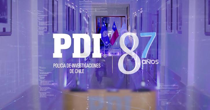 87° Aniversario PDI