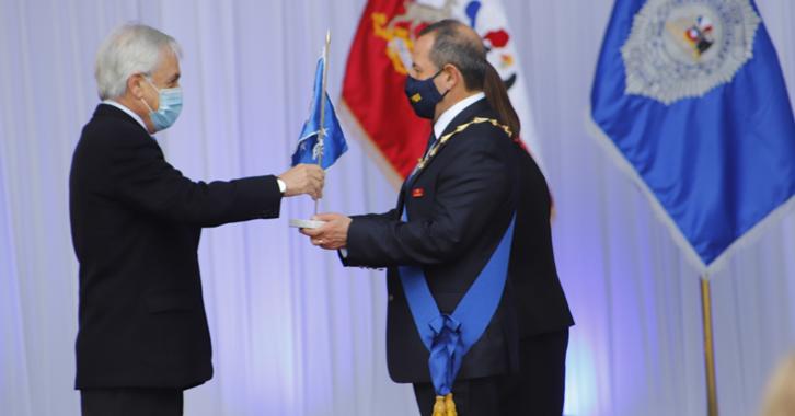 Director General, Sergio Muñoz, asumió el cargo